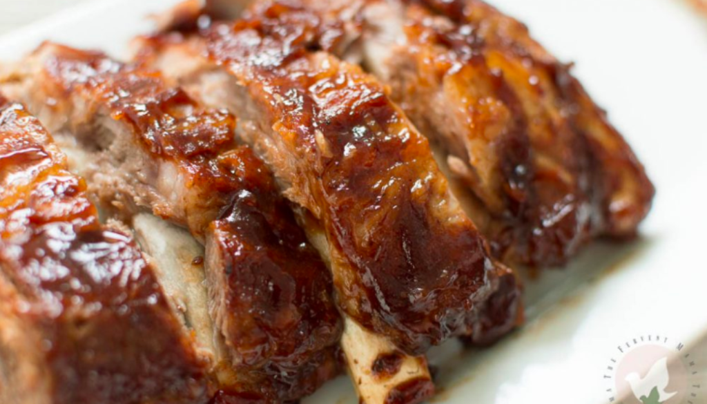 Pressure Cooker BBQ Ribs